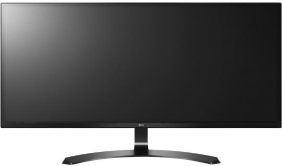 Монитор 34 LG 34UM59-P черный AH-IPS 2560x1080 250 cd/m^2 5 ms HDMI Аудио монитор 23 8 lg 24mp88hv s серебристый ah ips 1920x1080 250 cd m^2 5 ms vga hdmi аудио