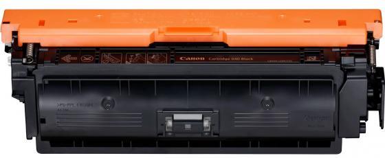 Купить Картридж Canon CRG 040 BK для Canon i-SENSYS LBP710Cx/LBP712Cx черный 0460C001 Картриджи