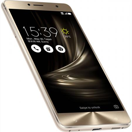 Смартфон ASUS ZenFone 3 Deluxe ZS550KL серебристый 5.5 64 Гб LTE Wi-Fi GPS 3G 90AZ01F4-M00100 смартфон asus zenfone 3 zoom ze553kl серебристый 5 5 64 гб lte wi fi gps 3g 90az01h1 m00770