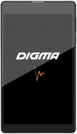 Планшет Digma Optima Prime 2 3G 7 8Gb черный Wi-Fi 3G Bluetooth Android TS7001PG/TS7067PG digma digma optima 7 21 wi fi и 3g