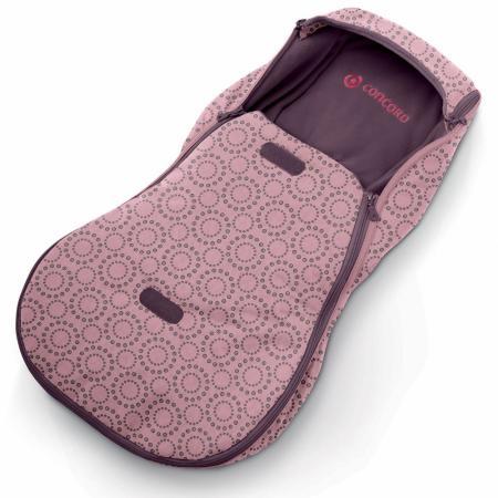 Купить Конверт Concord Hug Driving (raspberry pink 2015) Аксессуары для колясок