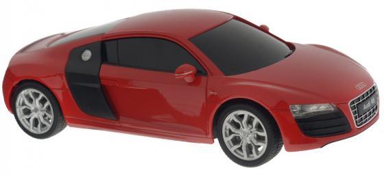 Автомобиль Welly Audi R8 V10 1:24 красный  цена и фото
