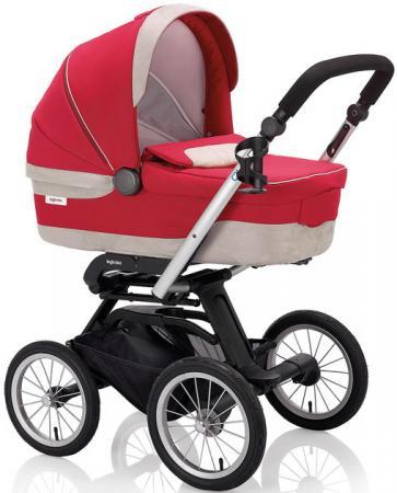 Купить Коляска для новорожденного Inglesina Sofia на шасси Quad XT Black (AB15G6LNR + AE64G0000) Коляски для новорожденных