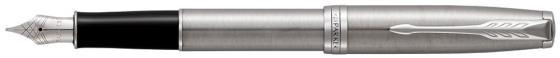 Купить Перьевая ручка Parker Sonnet Core F526 Stainless Steel CT черный F 1931509 Ручки