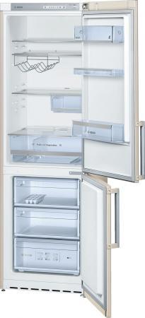 Холодильник Bosch KGV36XK23R бежевый