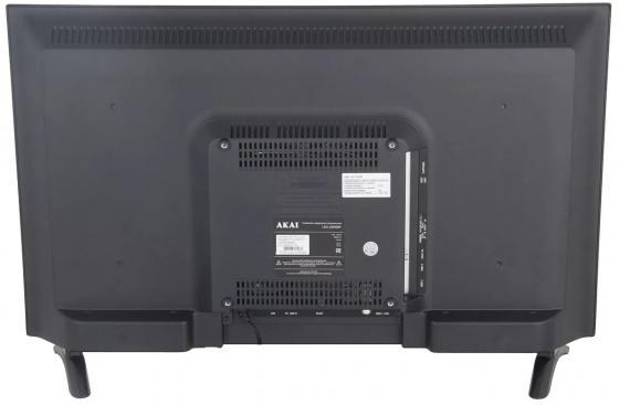 """Телевизор 32"""" Akai LEA-32H50P черный 1366x768 50 Гц VGA USB"""