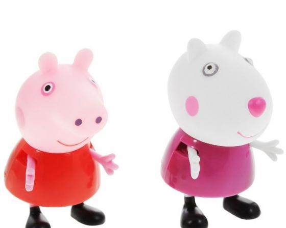 Игровой набор Peppa Pig Сьюзи и Кенди 2 предмета игровой набор peppa pig семья пеппы папа свин и джорж 2 предмета от 3 лет 20837