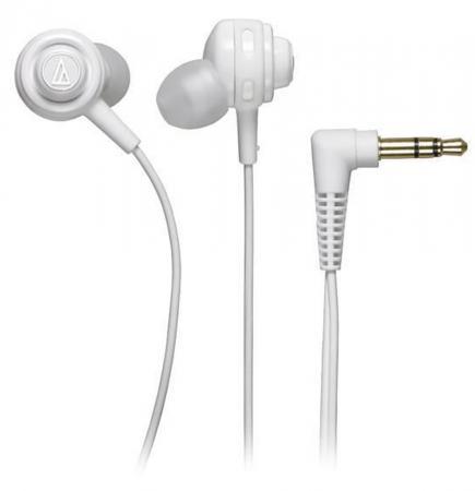 Купить Наушники Audio-Technica ATH-COR150 WH белый Наушники