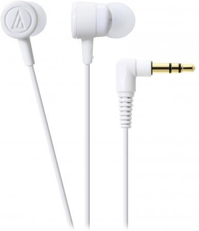Купить Наушники Audio-Technica ATH-CKL220 WH белый Наушники