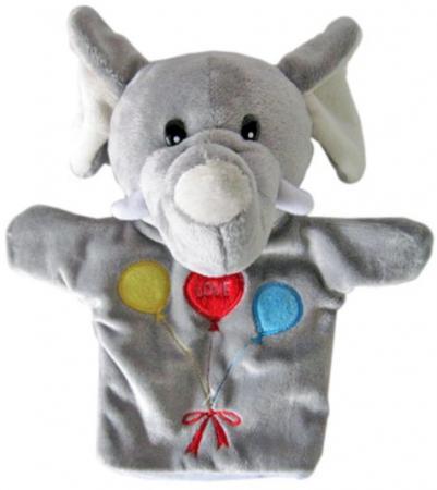 Купить Кукла на руку Shantou Gepai Слоник с шариками 23 см STW306-ELF Игровые наборы Детский театр