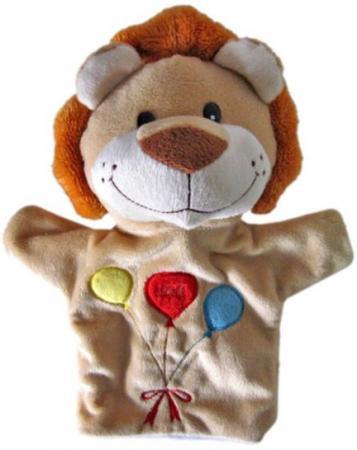 Купить Кукла на руку Shantou Gepai Львенок с шариками 23 см STW306-LN Игровые наборы Детский театр
