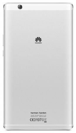 Планшет Huawei MediaPad M3 8.4 32Gb серебристый Wi-Fi Bluetooth 3G LTE Android BTV-DL09 53017225 планшет hp x2 210 10 1 32gb серебристый wi fi bluetooth l5g89ea