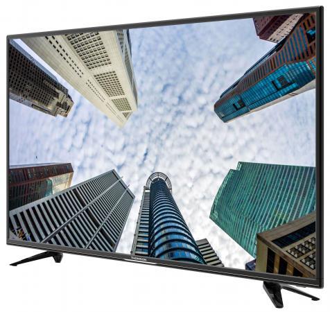 "Телевизор 32"" Thomson T32D22DH-01B черный 1366x768 SCART USB VGA S/PDIF"