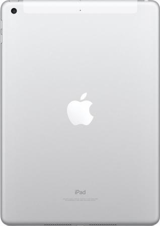 Планшет Apple iPad 9.7 32Gb серебристый Wi-Fi Bluetooth 3G LTE iOS MP1L2RU/A планшет hp x2 210 10 1 32gb серебристый wi fi bluetooth l5g89ea