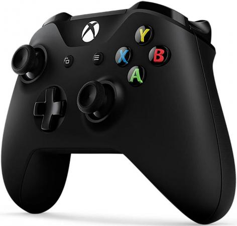 Беспроводной геймпад Microsoft Wireless Gamepad Controller Xbox One BT CWT-00003
