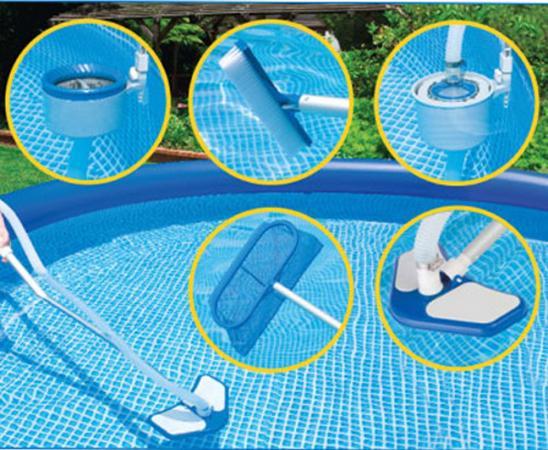 где купить  Надувной бассейн INTEX Easy Set  по лучшей цене