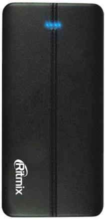 Купить Портативное зарядное устройство Ritmix RPB-6007P 6000мАч черный Портативные зарядные устройства
