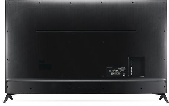 "Телевизор 43"" LG 43UJ740V серый 3840x2160 Wi-Fi Smart TV RJ-45 Bluetooth S/PDIF"