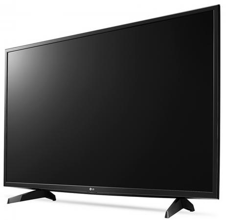 Телевизор 49 LG 49LJ515V черный 1920x1080 50 Гц USB