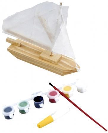 Купить Набор для творчества Mapacha Парусник от 7 лет с красками H76132 Прочие наборы для творчества