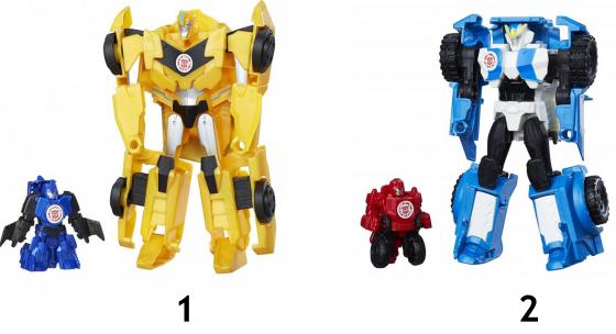 Купить Игровой набор Transformers Трансформеры: Роботы под прикрытием - Гирхэд-Комбайнер 2 предмета ассортимент, C0653 Игровые наборы для мальчиков