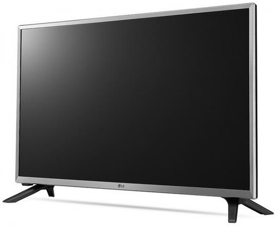 """Телевизор 32"""" LG 32LJ594U серебристый 1366x768 100 Гц Wi-Fi Smart TV USB RJ-45"""