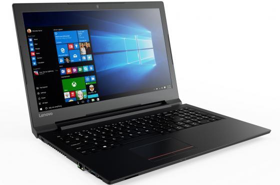 Ноутбук Lenovo V110-15AST 15.6 1366x768 AMD A6-9210 500 Gb 4Gb Radeon R4 черный Windows 10 Home стоимость