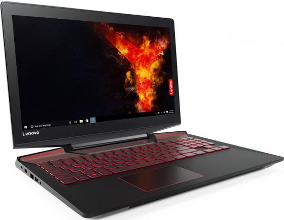 "Ноутбук Lenovo Legion Y720-15IKB 15.6"" 1920x1080 Intel Core i7-7700HQ 1 Tb 8Gb nVidia GeForce GTX 1060 6144 Мб черный Windows 10 Home 80VR008BRK"