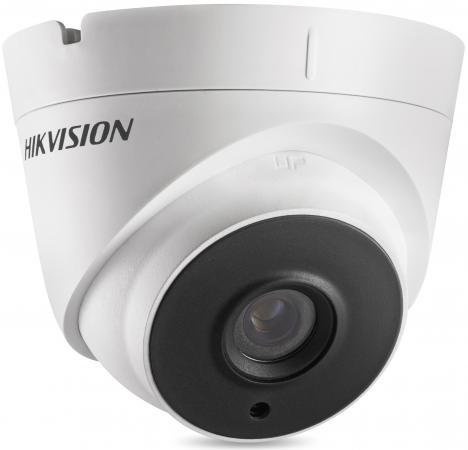 Купить Камера видеонаблюдения Hikvision DS-2CE56D7T-IT1 CMOS 6мм ИК до 20 м день/ночь Камеры видеонаблюдения