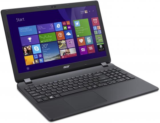 Ноутбук Acer Extensa EX2519-C08K 15.6 1366x768 Intel Celeron-N3060 500 Gb 2Gb Intel HD Graphics 400 черный Linux NX.EFAER.050 ноутбук acer extensa ex2519 c08k nx efaer 050 nx efaer 050