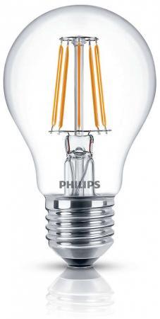 Купить Лампа светодиодная груша Philips E27 2700K (тёплый) 3.5 Вт (50 Вт) 574195 E27 3.5W 2700K Лампы светодиодные
