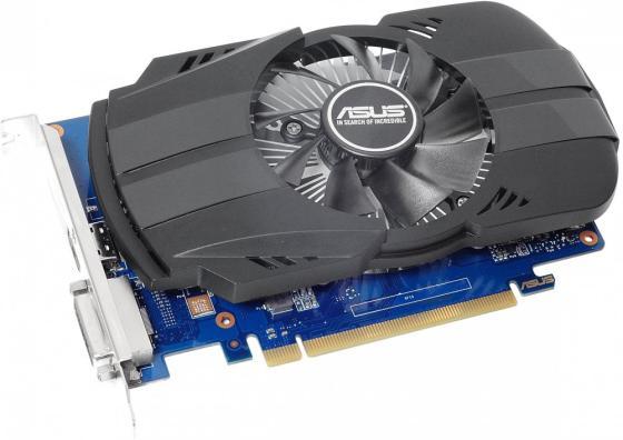 Видеокарта 2048Mb Asus GeForce GT1030 PCI-E GDDR5 64bit HDMI DVI HDCP PH-GT1030-O2G Retail видеокарта asus geforce gt 710 2 sl 954mhz pci e 2 0 2048mb 1800mhz 64 bit dvi hdmi hdcp