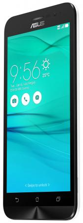 Смартфон ASUS ZenFone Go ZB500KL белый 5 32 Гб LTE Wi-Fi GPS 3G 90AX00A2-M02080 смартфон asus zenfone 3 zoom ze553kl серебристый 5 5 64 гб lte wi fi gps 3g 90az01h1 m00770