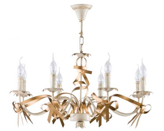 Купить Подвесная люстра Freya Arco FR045-08-G Люстры подвесные