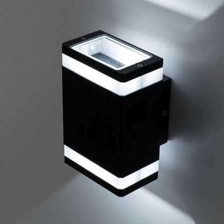 Уличный настенный светодиодный светильник Citilux CLU0005D perfectolight 24 0005 светильник настольный девочка h 33 24