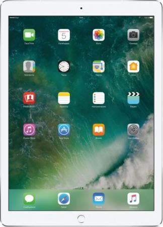 Купить Планшет Apple iPad Pro 12.9 64Gb серебристый Wi-Fi Bluetooth 3G LTE iOS MQEE2RU/A Планшеты