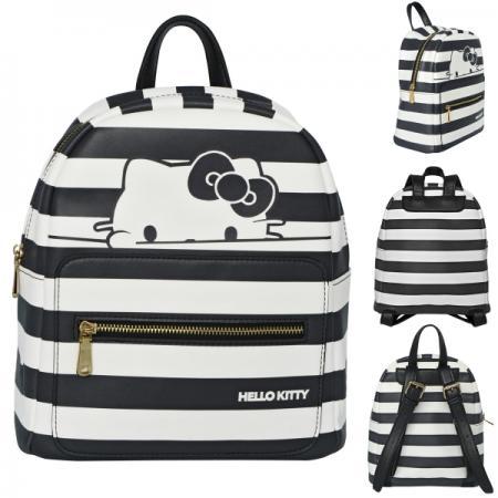Купить Рюкзак-мини Action! HELLO KITTY черный белый HKO-AB11300/BW Рюкзаки для школьников