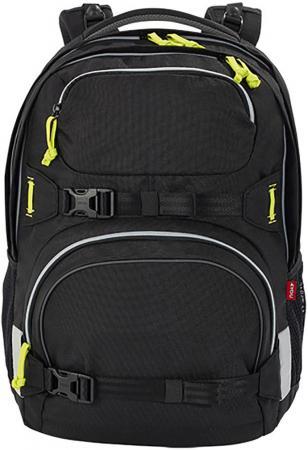 Купить Рюкзак 4YOU Pekka 115601-940 33.5 л черный Рюкзаки для школьников