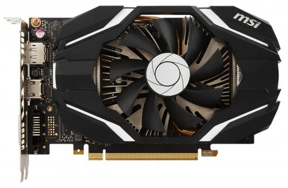 Купить Видеокарта 3072Mb MSI GeForce GTX 1060 PCI-E 192bit GDDR5 DVI HDMI DP GTX 1060 3G OCV1 Retail Видеокарты