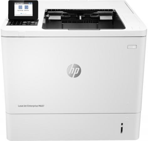 Купить Принтер HP LaserJet Enterprise M607dn K0Q15A ч/б A4 52ppm 1200x1200dpi 512Mb USB Ethernet Офисная техника