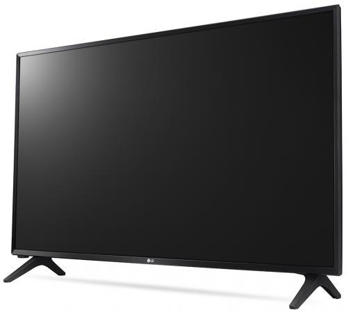 "Телевизор 32"" LG 32LJ500V черный 1920x1080 50 Гц USB"