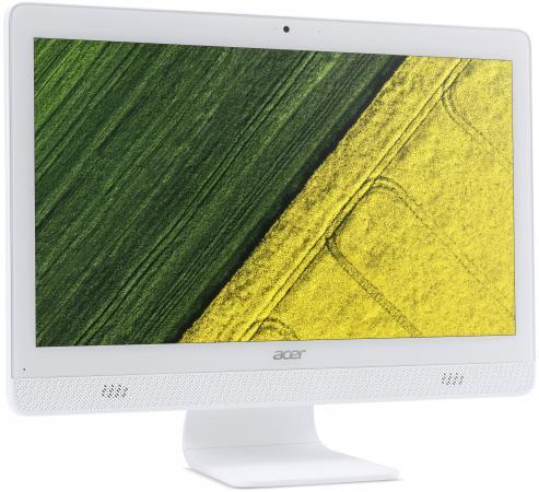 "все цены на  Моноблок Acer Aspire C20-720 19.5"" HD+ P J3710/4Gb/500Gb/HDG/DVDRW/CR/Free DOS/GbitEth/WiFi/BT/клавиатура/мышь/Cam/черный  онлайн"