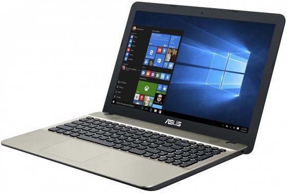 "Ноутбук ASUS X541NA 15.6"" 1366x768 Intel Celeron-N3350 500 Gb 4Gb Intel HD Graphics черный Windows 10 Home 90NB0E81-M06770"