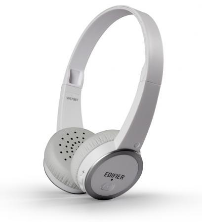 Купить Наушники Edifier W570BT белый Гарнитуры наушники + микрофон