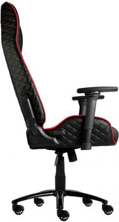 Кресло компьютерное игровое ThunderX3 TGC40-BR черный 4710700955086 thunderx3 tgc40 игровое кресло black red