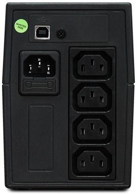 ИБП Powerman Back Pro 600I Plus  цена и фото