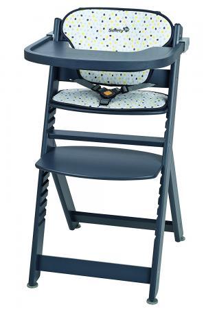 Купить Стульчик для кормления Safety 1st Timba with Tray and Cushion (grey patches) Стульчики для кормления