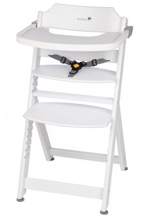 Купить Стульчик для кормления Safety 1st Timba with Tray (white) Стульчики для кормления