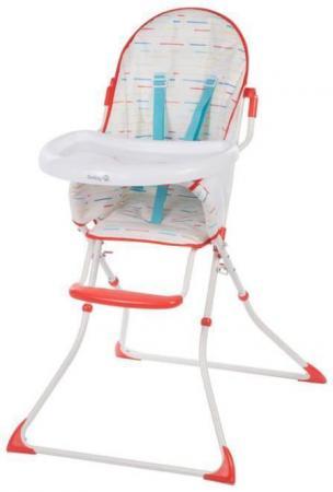 Купить Стульчик для кормления Safety 1st Kanji (red lines) Стульчики для кормления