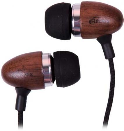 Купить Наушники Ritmix RH-158 Dark Venge коричневый Наушники